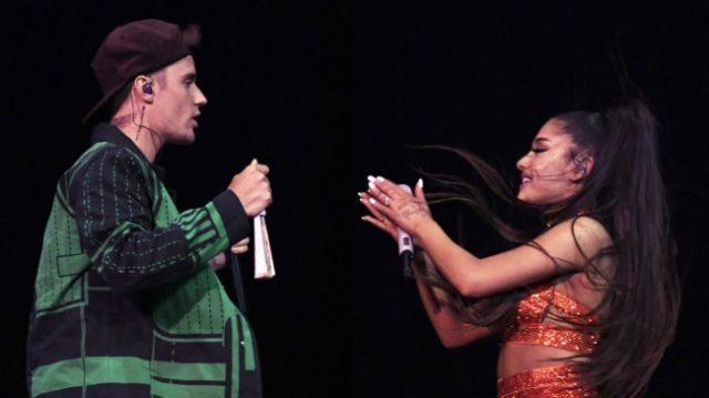 Justin Bieber Surprises Fans at Coachella