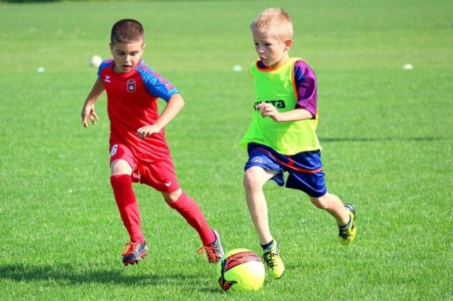 Kids Banned From Playing Tackle Football