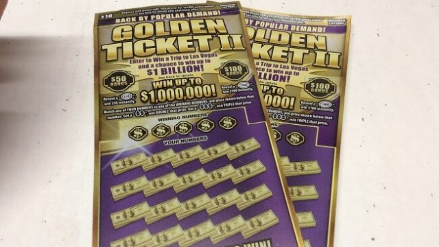 Lotto Player Inspired By $100 Win Hits Jackpot