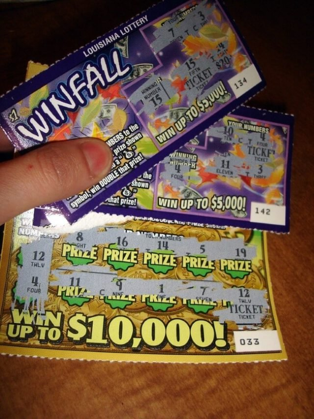 Michigan Makes Instant Win Lottery Magic