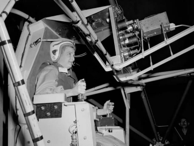 NASA's First Female Astronaut Has Died At 88