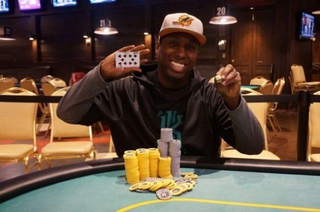 Poker Champ Maurice Hawkins Wins 12th Gold Ring