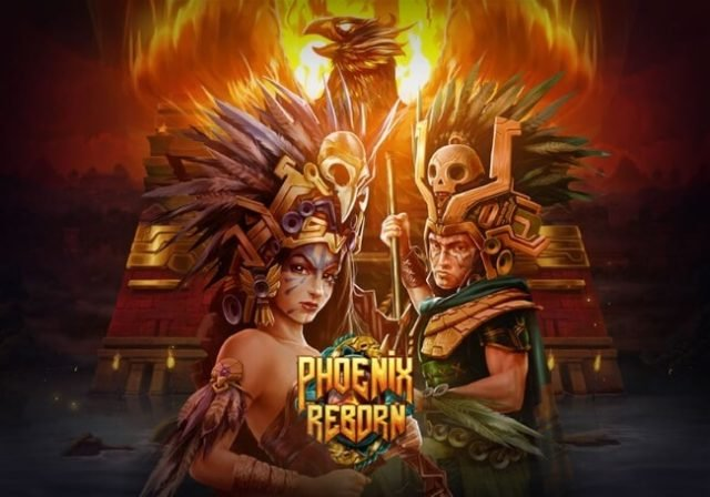 Stunning New Phoenix Reborn Slot Is Launched
