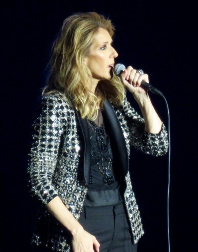 Superstar Celine Dion Reclaims Her Passion