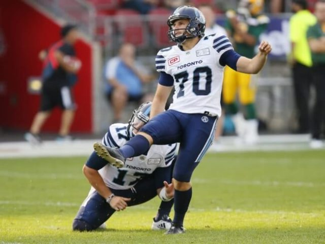 Tiger-Cats Re-Sign Star Kicker For 2 More Years