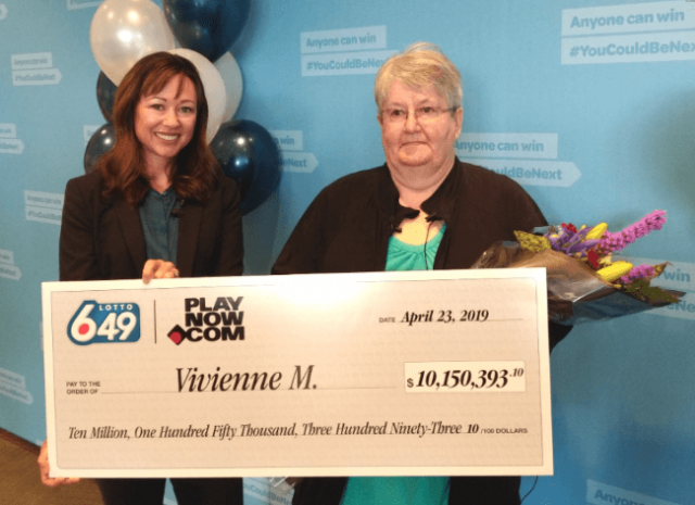 Tumbler Ridge Resident Surprised By Lottery Win