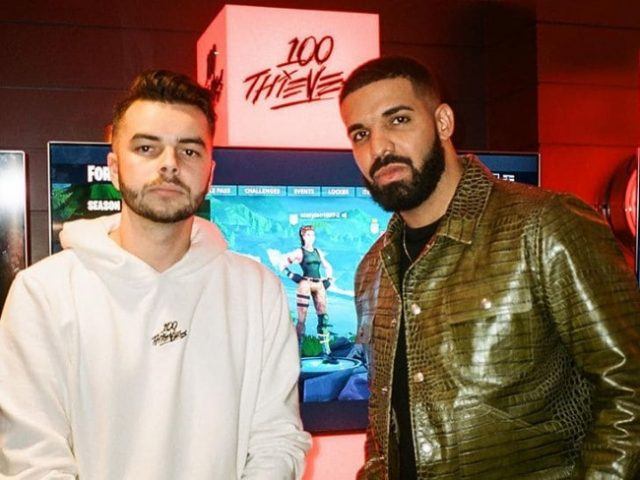 drake invests in esports startup