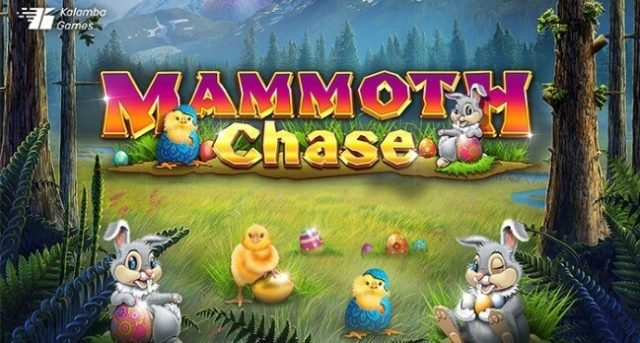 mammoth chase easter slot special edition