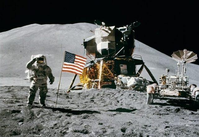 50 Years On The Moon – Space Flight's Development