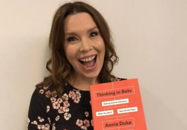 Annie Duke Releases New Poker & Business Book
