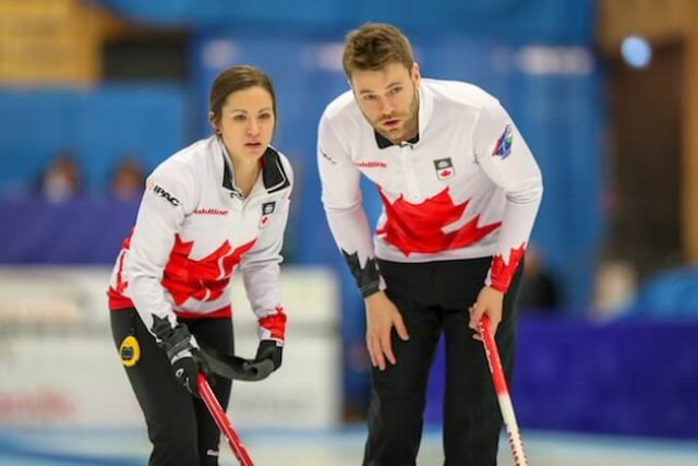 Canada Remains Unbeaten At Mixed Curling Champs