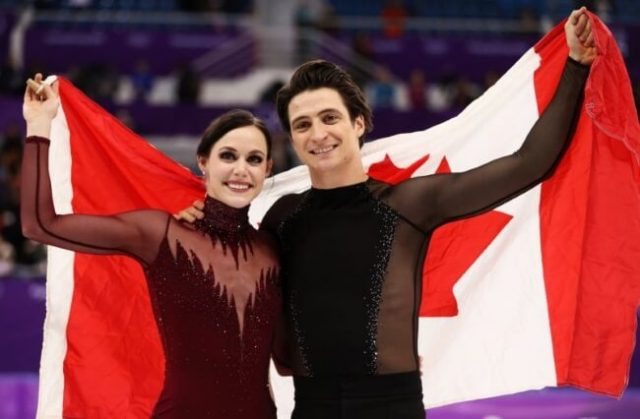 Food-Talk With Canada's Ice-Skating Champions