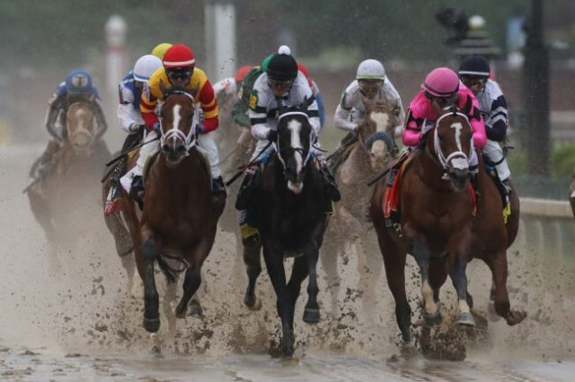 Kentucky Derby Winner Scrapped After Interference