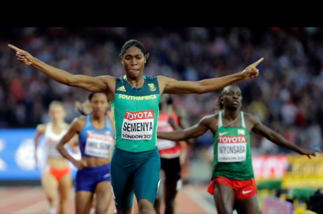 Minister Duncan Lashes Out At Semenya Ruling