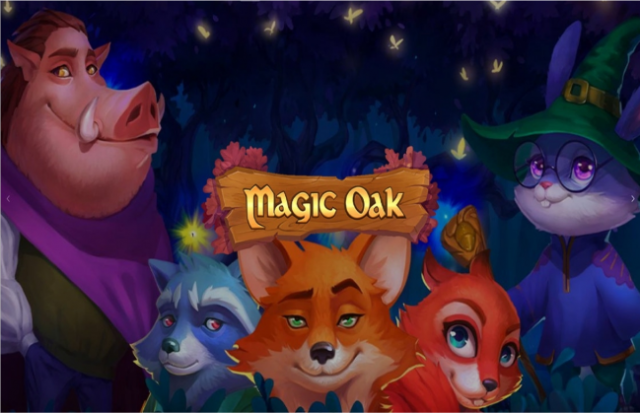 New Magic Oak Slot Unveiled By Habanero