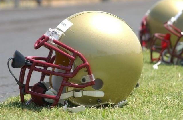 New Smart Football Helmets A Game Changer