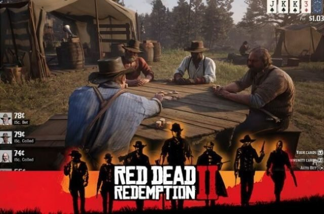 Red Dead Redemption Players Complain About Poker Access