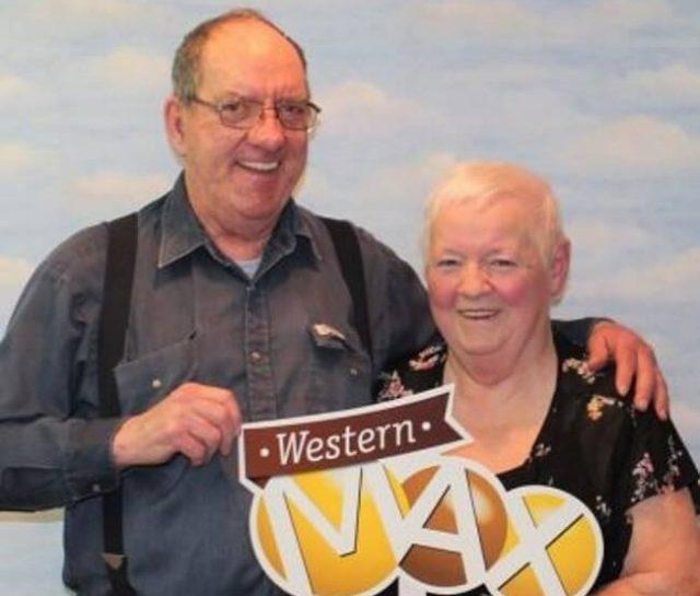 Sask Husbands Disbelief Over Wifes Lotto Win