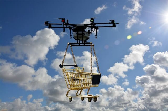 The FAA Approves Drone Deliveries In Virginia
