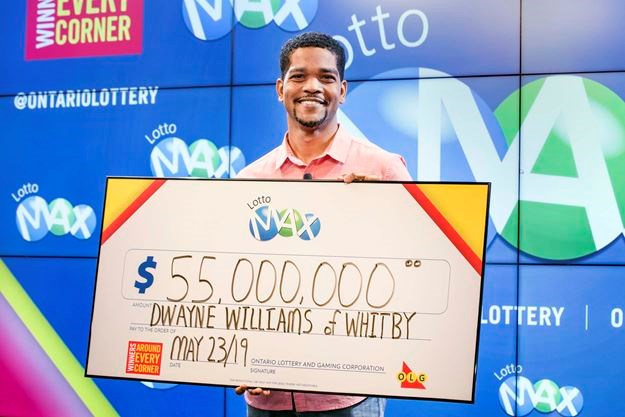Lottery Winner Waits 2 Months To Claim