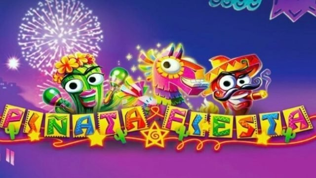 iSoftBet Goes Mexican With Piñata Fiesta Slot