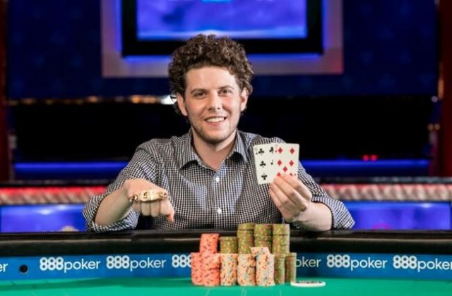 Ari Engel Wins His First WSOP Gold Bracelet
