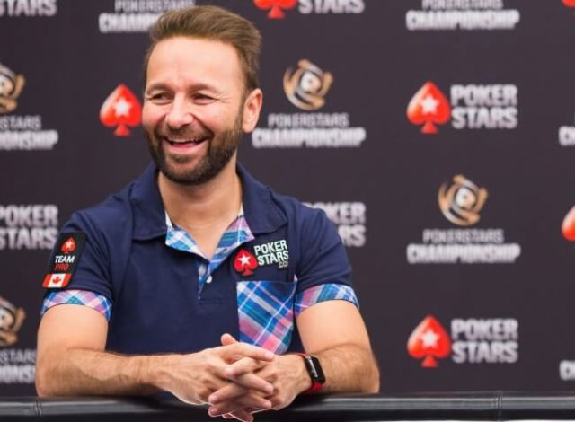 Daniel Negreanu To Split From PokerStars