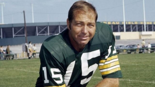 Former Green Bay Packer Bart Starr Has Died