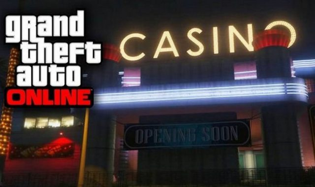 GTA May Soon Include An Online Casino