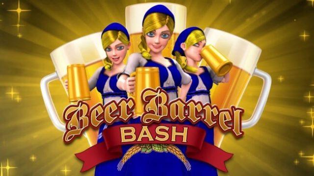High 5 Games Introduces Beer Barrel Bash Slot