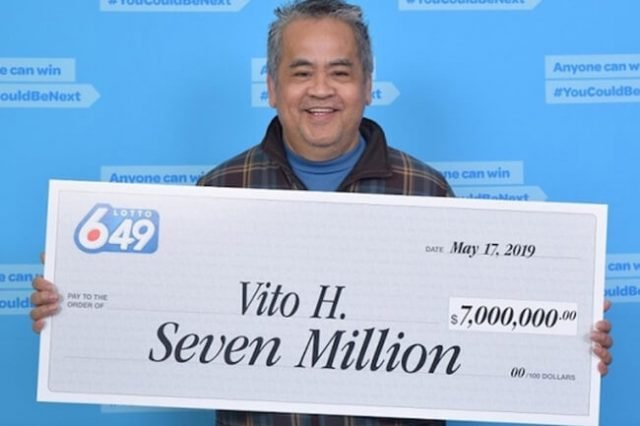 Lotto Winner Says He Wont Stop Working