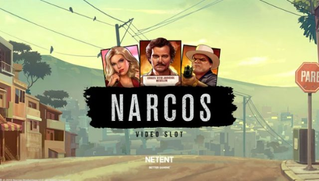 NetEnt Releases New Narcos Slots Game
