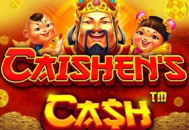 Pragmatic Launches New Caishens Cash Slot