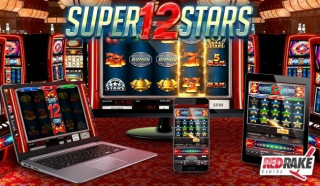 Red Rake Releases Super 12 Stars Slot