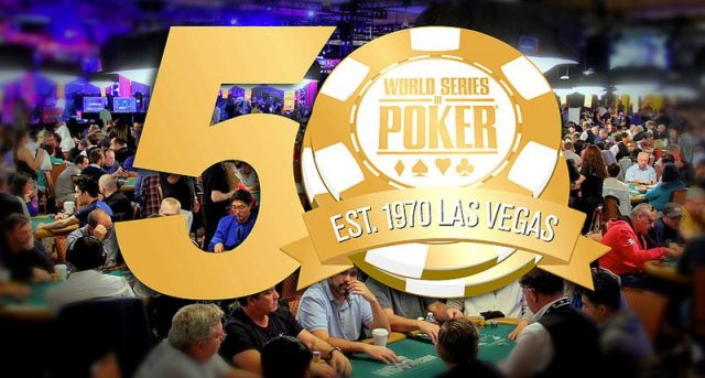 WSOP Big 50 Event Sets A New Record