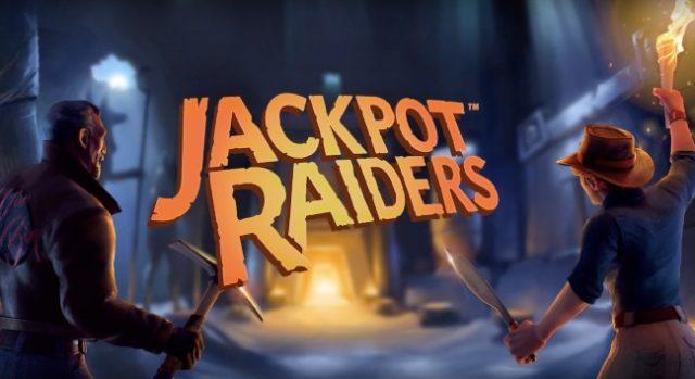 Yggdrasil Gaming Launches Jackpot Raiders Slot