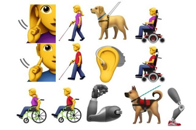 Apple To Release New Inclusive Emojis
