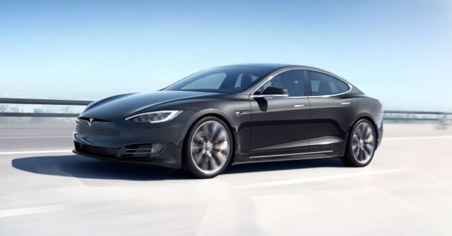 Behind The Wheel of a Tesla Model S