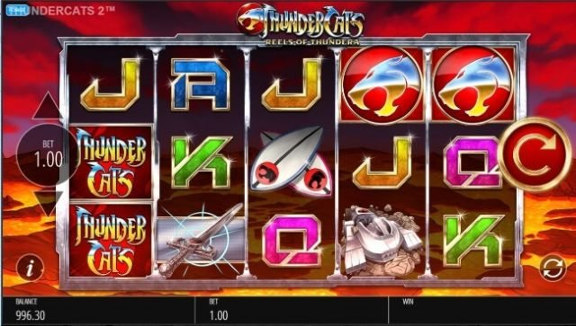 Blueprint Unleashes Second ThunderCats Slot
