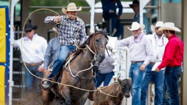Caleb Smidt Wins Calgary Sunday Showdown