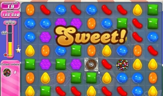 Candy Crush Blasted About In-Game Spend