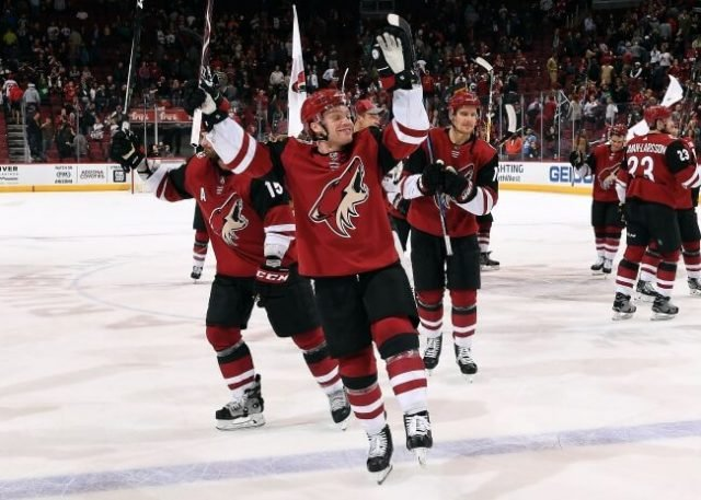 Casino Owner Buys The Arizona Coyotes