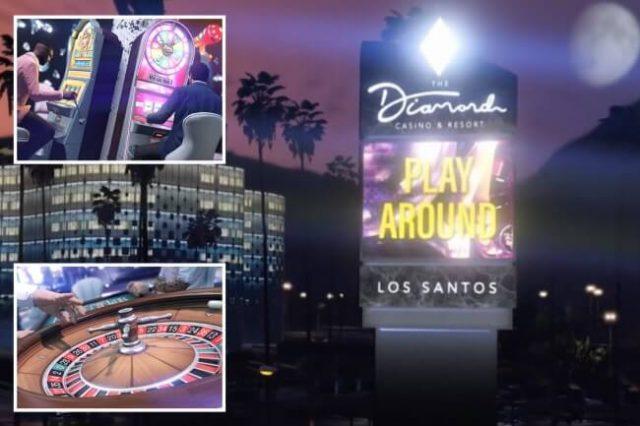 GTA Vs In-Game Online Casino Goes Live