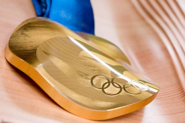 Gold Medal Could Fetch $50k On Open Auction