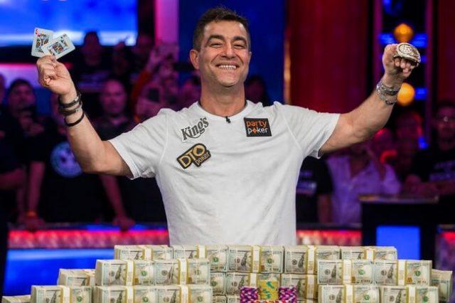 Hossein Ensan Wins $10M In WSOP Main Event