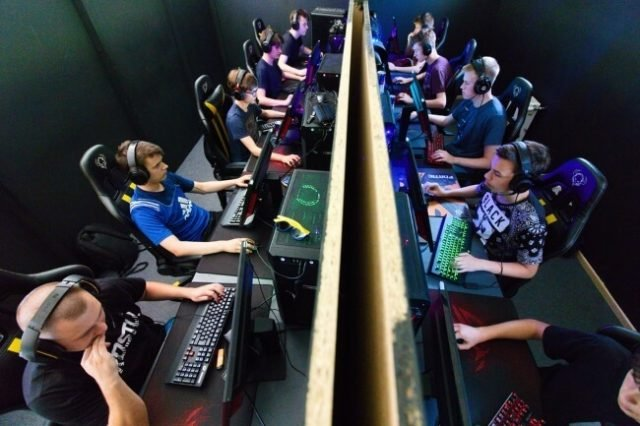 Interactive eSports Experience A First