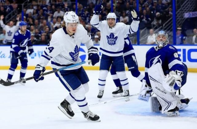 Leafs Secure Two Promising Free Agent Trades