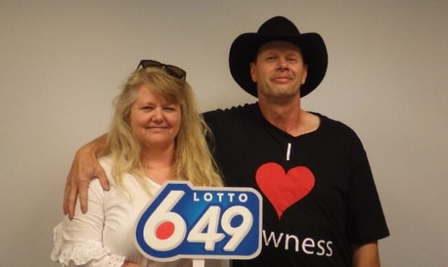 Lucky Couple Tell of Their CA$15M Lotto Win