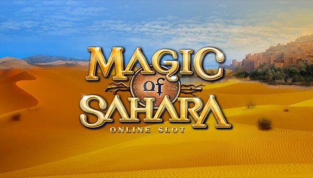 Microgaming Unveils Magic Of Sahara Slot