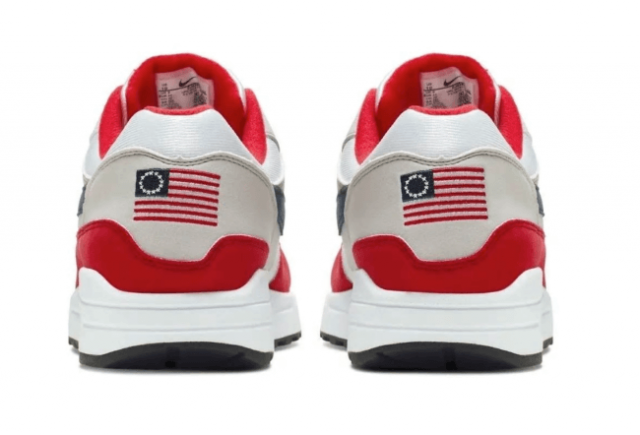 Nike Pulls 4th of July Shoe Due To Symbolism